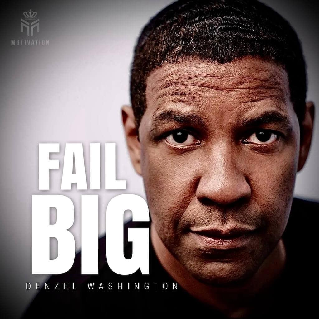 fail big