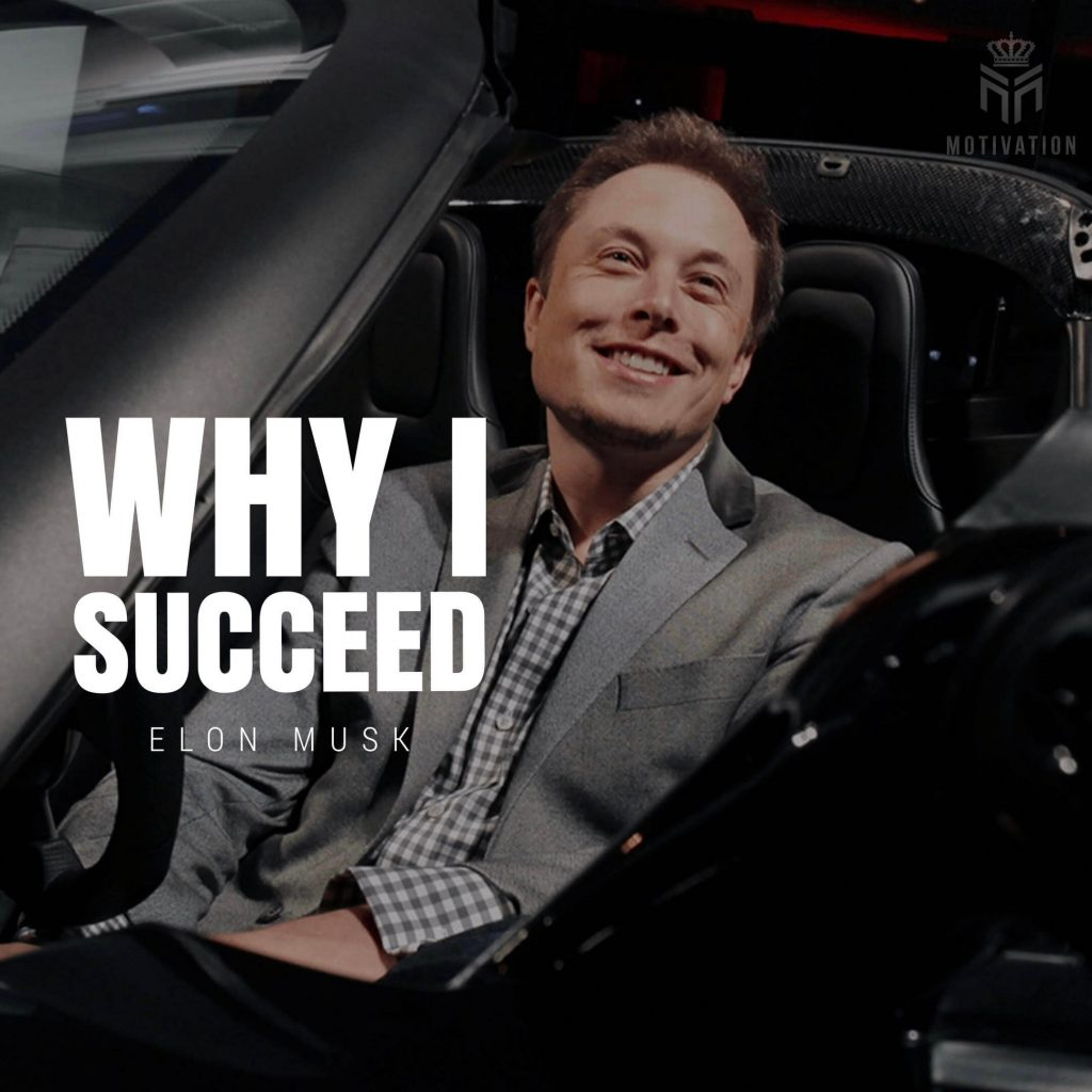 why i succeed