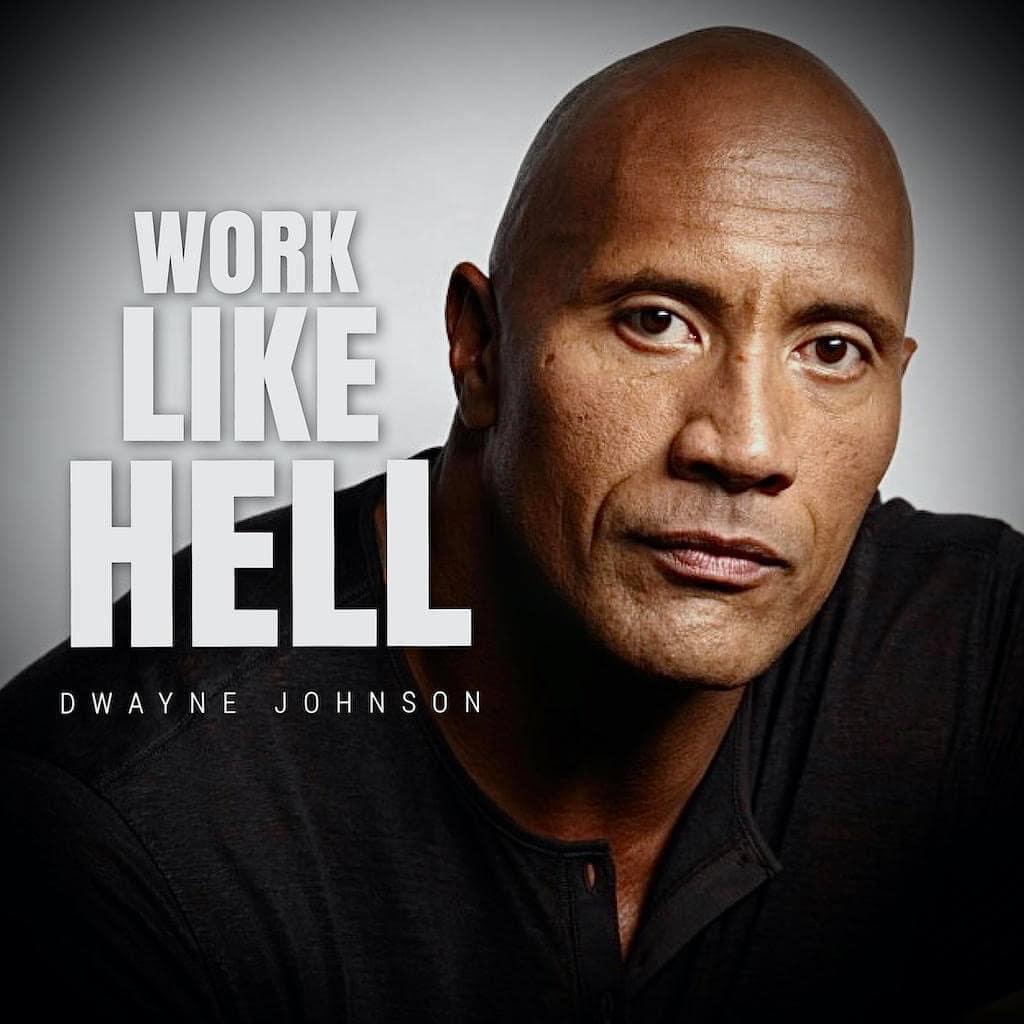 work like hell